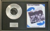"SUPREMES  - 7"" Platinum Disc+Song Sheet -THE HAPPENING"